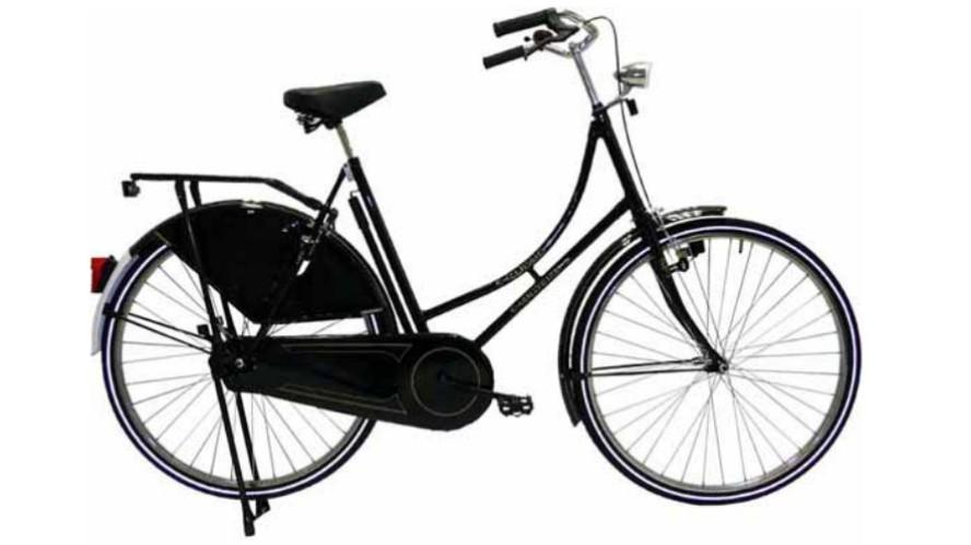 Dutch 'Grandma' Bike